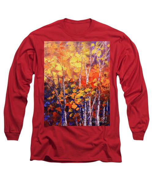 Warm Expressions Long Sleeve T-Shirt