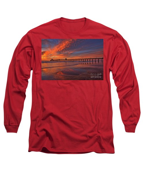 Watch More Sunsets Than Netflix Long Sleeve T-Shirt