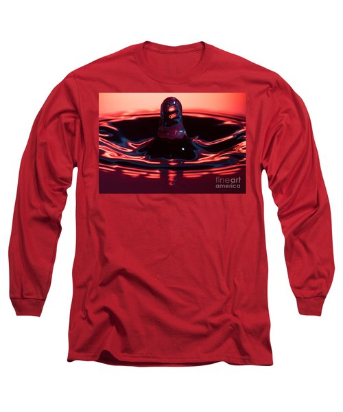 Water Spout Long Sleeve T-Shirt