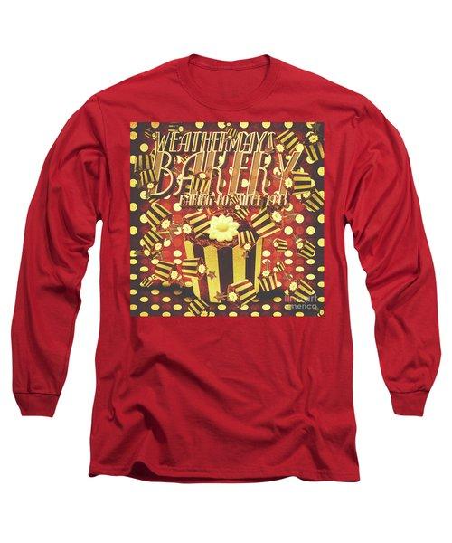 Weathermays Bakery 1943 Long Sleeve T-Shirt