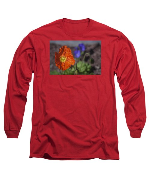 Well Hello Long Sleeve T-Shirt by Morris  McClung