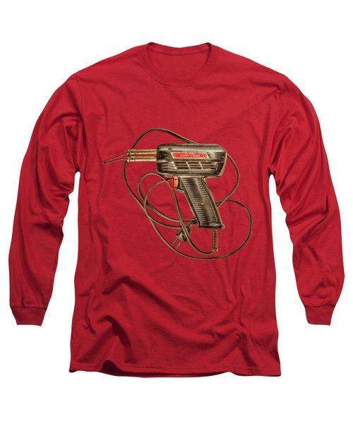 Weller Expert Soldering Gun Long Sleeve T-Shirt