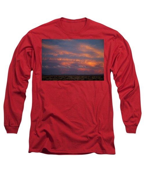 West Texas Sunset #1 Long Sleeve T-Shirt