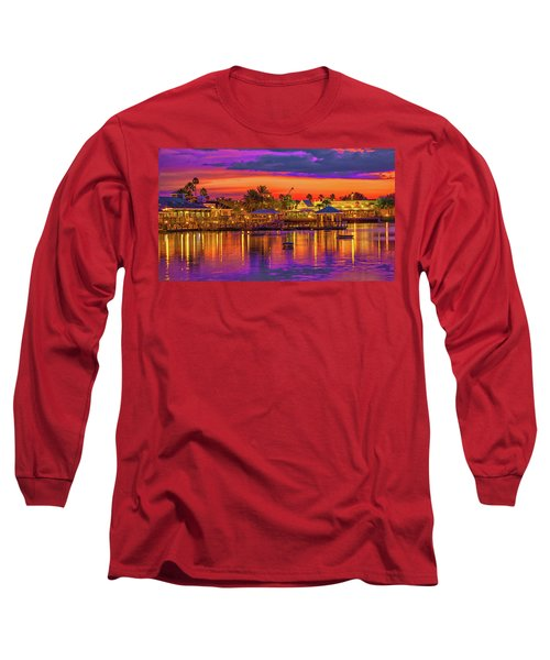 What A Night Long Sleeve T-Shirt