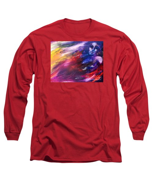 What Hides  Long Sleeve T-Shirt by Marat Essex
