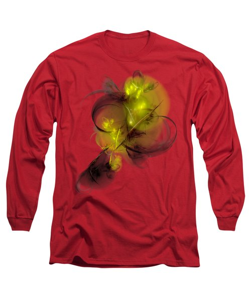 What Will You Find Long Sleeve T-Shirt
