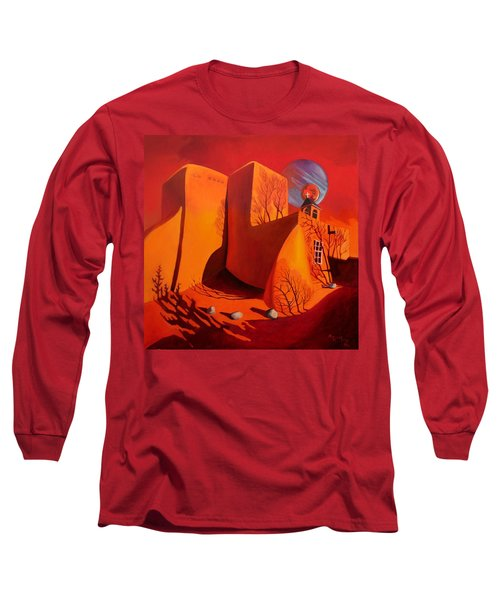 When Jupiter Aligns With Mars Long Sleeve T-Shirt