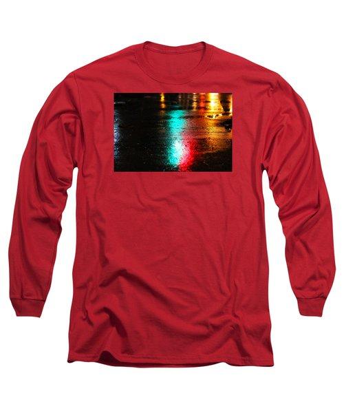Whenever It Rains Long Sleeve T-Shirt