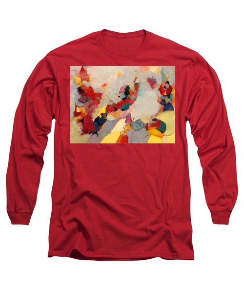 Where There Is Smoke Long Sleeve T-Shirt