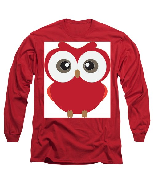 Who Long Sleeve T-Shirt by Now