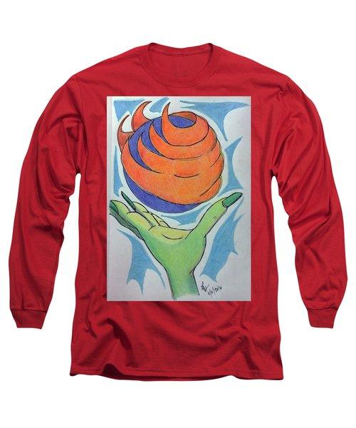 Wicket Fireball Long Sleeve T-Shirt