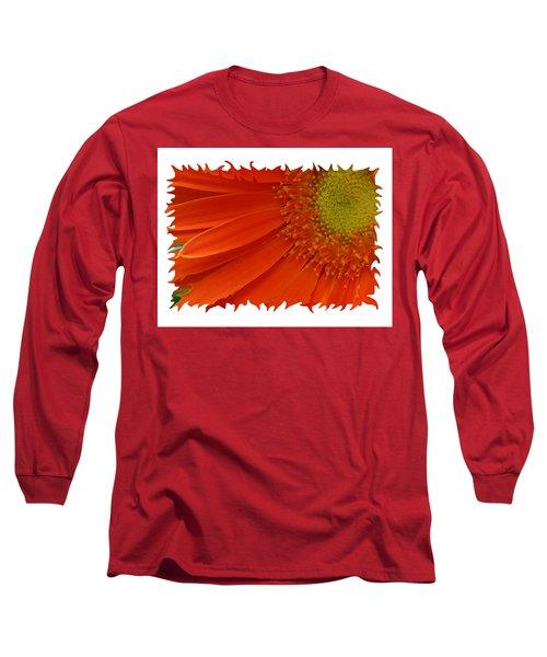 Wild Daisy Long Sleeve T-Shirt by Shari Jardina