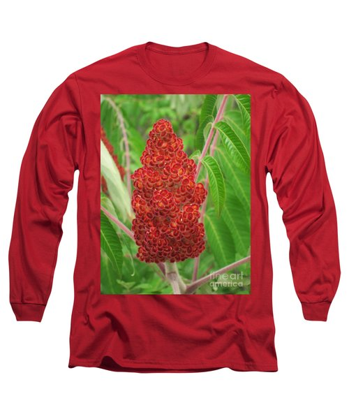Wild Flowers 11 Long Sleeve T-Shirt