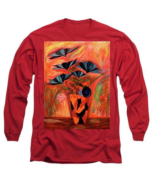 Wild Flowers  A Still Life  Long Sleeve T-Shirt
