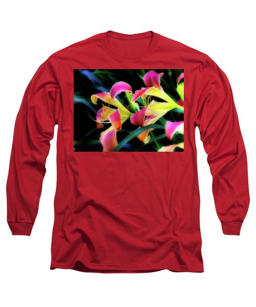Wild Lily Long Sleeve T-Shirt