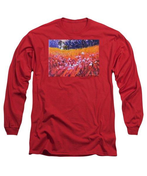 Wildflower I Long Sleeve T-Shirt