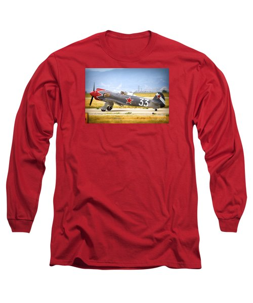Will Whiteside And Steadfast Long Sleeve T-Shirt