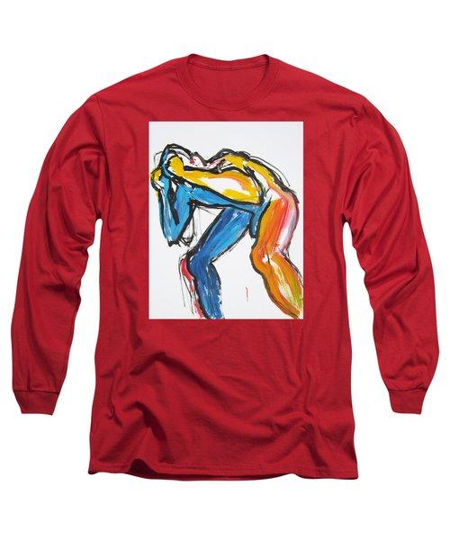 William Flynn Block Long Sleeve T-Shirt