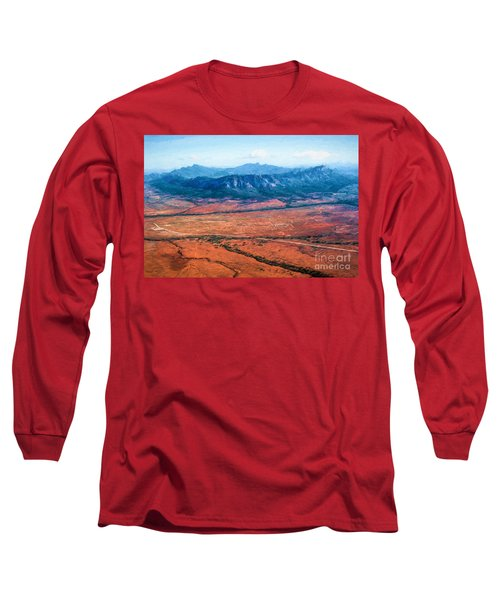 Wilpena Pound  Eh Long Sleeve T-Shirt
