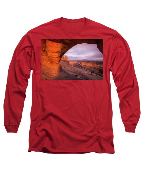 Window To Arch Long Sleeve T-Shirt