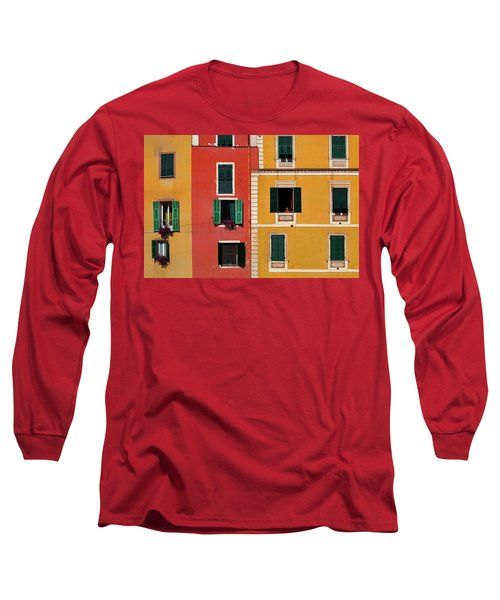 Windows Long Sleeve T-Shirt