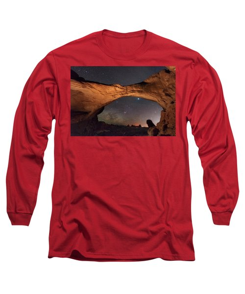 Windows To Heaven Long Sleeve T-Shirt