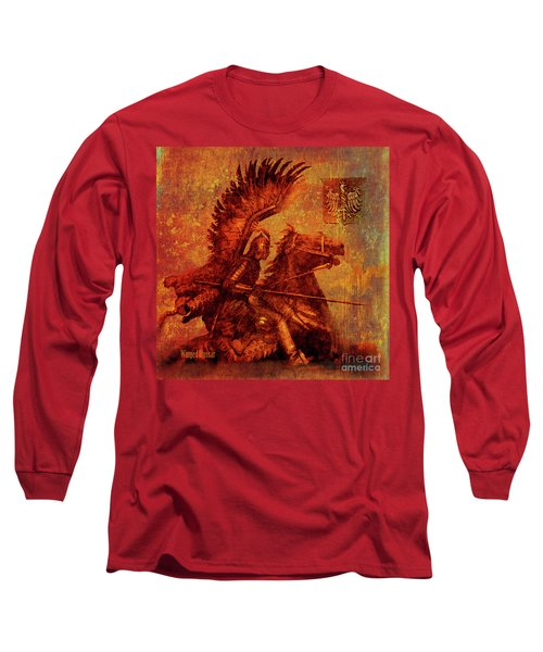 Winged Hussar 2016 Long Sleeve T-Shirt