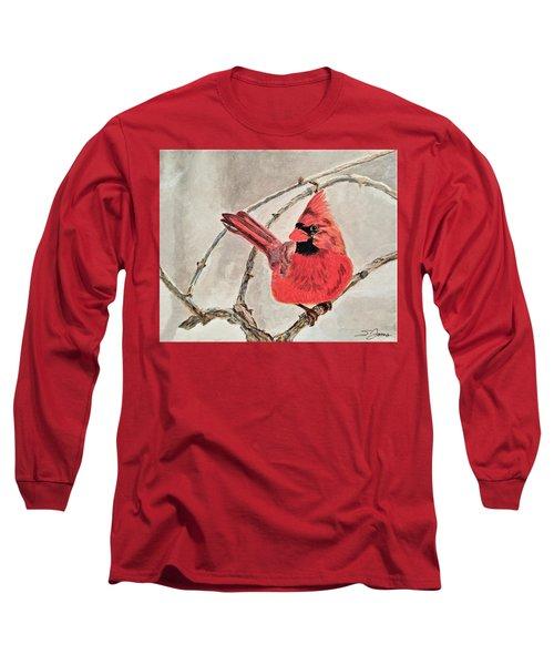 Winter Sentinal Long Sleeve T-Shirt