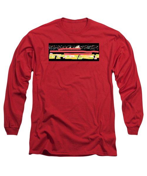 Wish - 60 Long Sleeve T-Shirt by Mirfarhad Moghimi