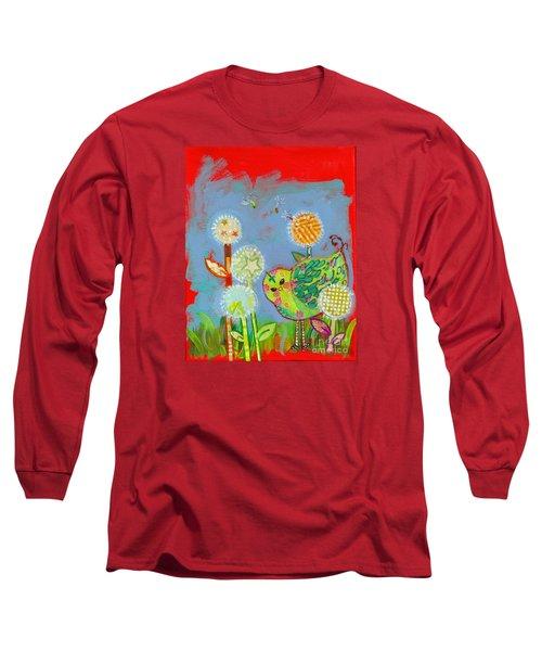 Wishful Thinking Birdy Long Sleeve T-Shirt