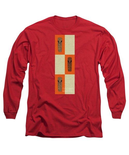 Witco Tikis 1 Long Sleeve T-Shirt