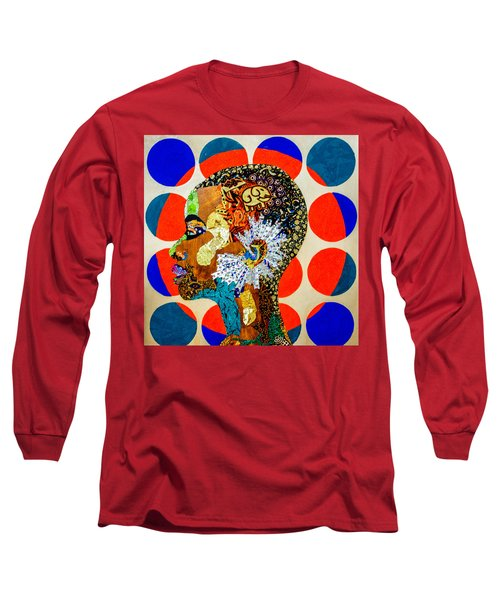 Without Question - Danai Gurira II Long Sleeve T-Shirt