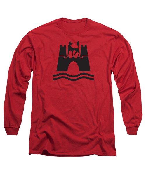 Wolfburg Logo Long Sleeve T-Shirt