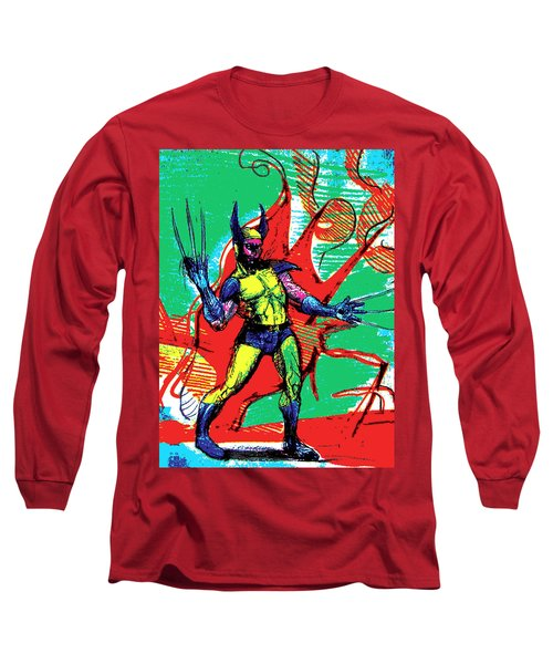 Wolverine Long Sleeve T-Shirt