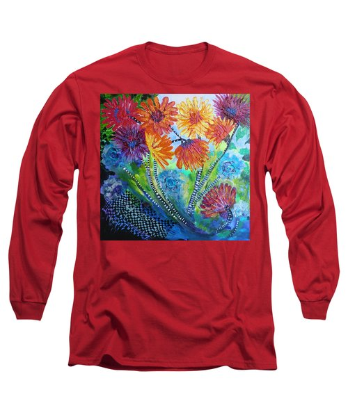 Wonderland Garden Long Sleeve T-Shirt