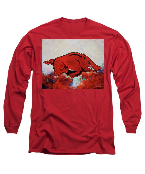 Woo Pig Sooie Long Sleeve T-Shirt