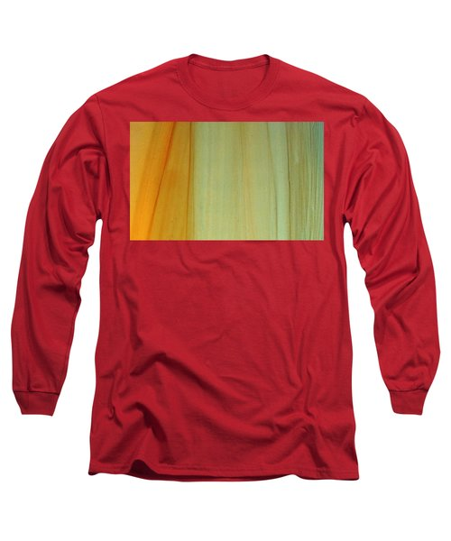 Wood Stain Long Sleeve T-Shirt