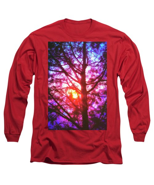 Woodland Cathedral Long Sleeve T-Shirt