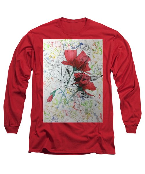 Woodland Window Long Sleeve T-Shirt