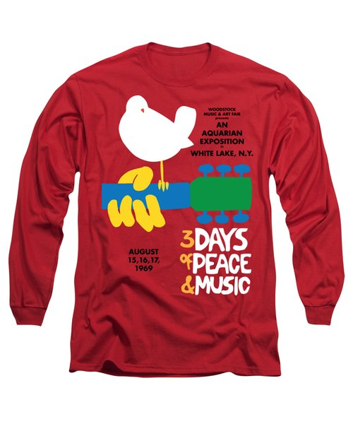 Woodstock Long Sleeve T-Shirt