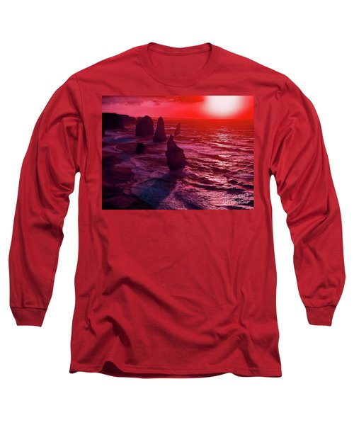 World's End Long Sleeve T-Shirt