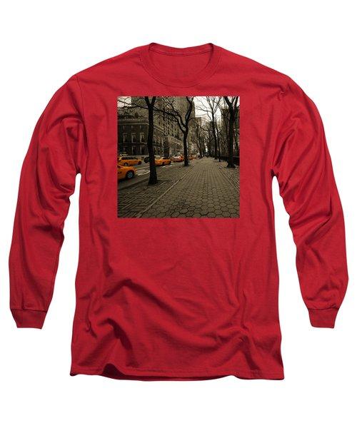 Yellow Cab Long Sleeve T-Shirt