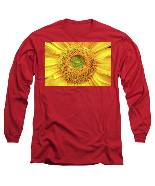 Yellow Eye Long Sleeve T-Shirt