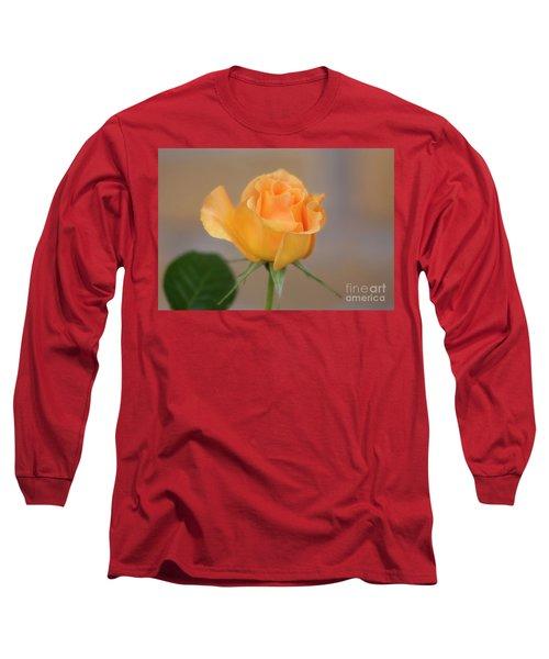 Yellow Rose Of Texas Long Sleeve T-Shirt
