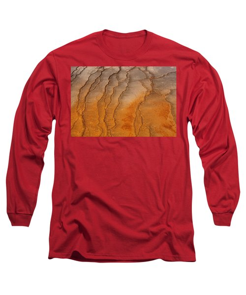 Yellowstone 2530 Long Sleeve T-Shirt by Michael Fryd