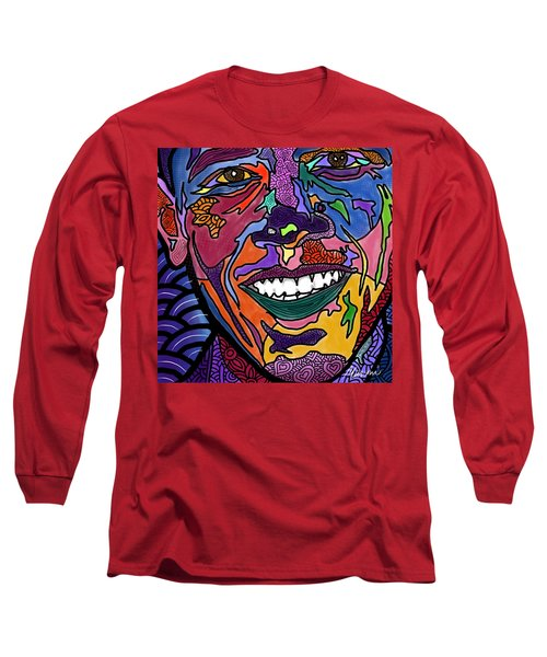 Yes We Can Obama Long Sleeve T-Shirt