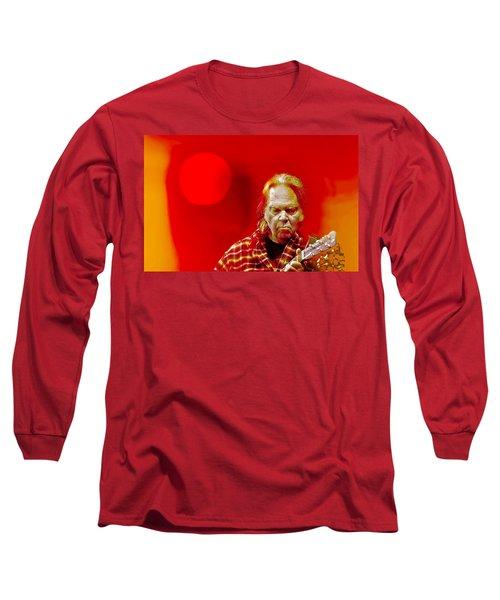 You Keep Me Searching Long Sleeve T-Shirt