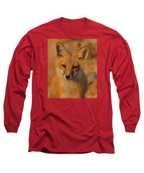 Young Fox Long Sleeve T-Shirt