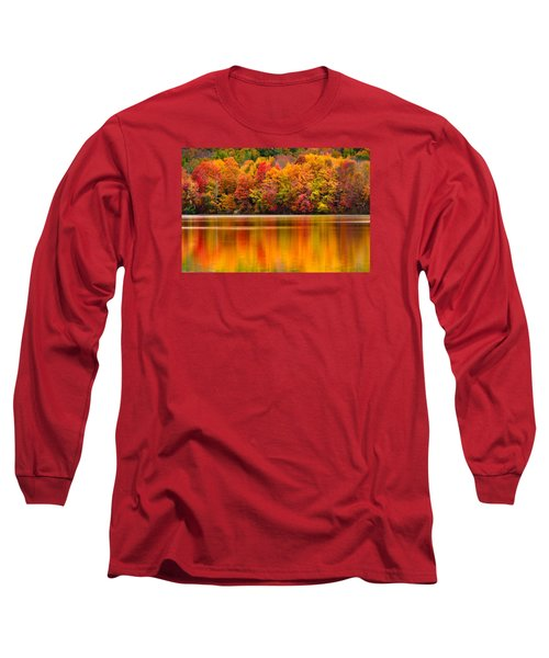 Yummy Autumn Colors Long Sleeve T-Shirt