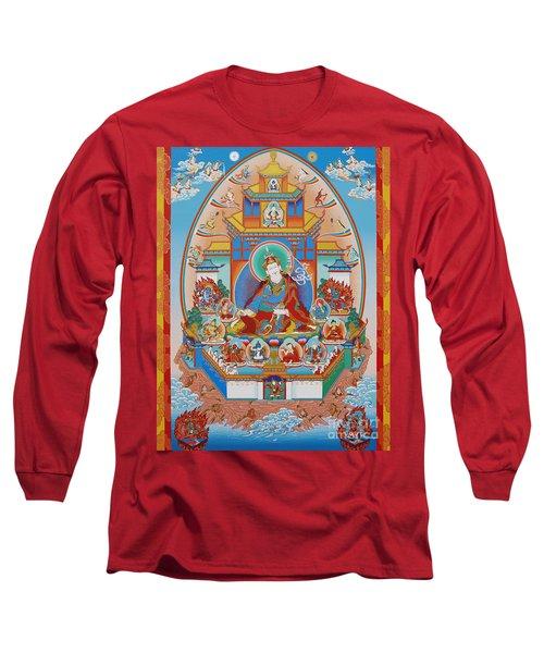 Zangdok Palri Long Sleeve T-Shirt by Sergey Noskov